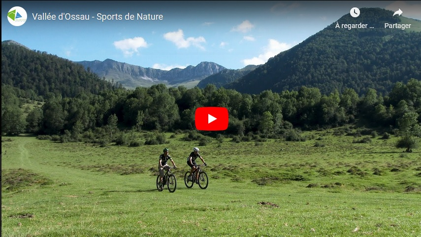 Video Sports Nature Vallée d'Ossau